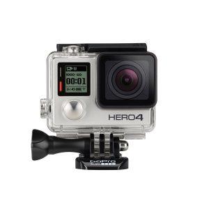 go pro hero4 silver camera sport