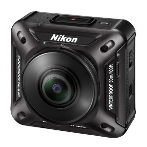 meilleure camera sport nikon key mission 360