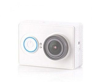 meilleure camera sport premier prix Yi wifi action camera