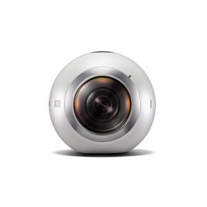 camera sport samsung gear 360