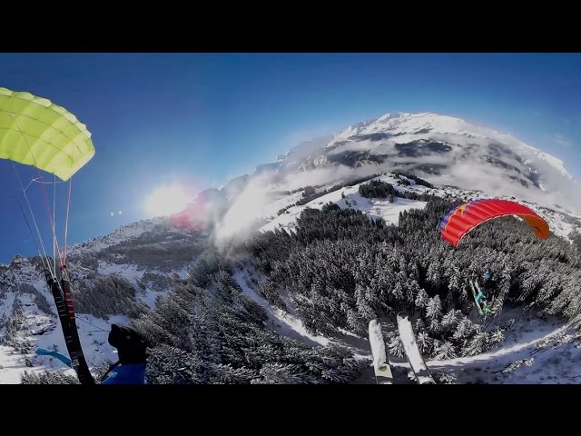 qualité image samsung gear 360 camera sport
