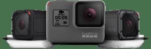 design caméra sport