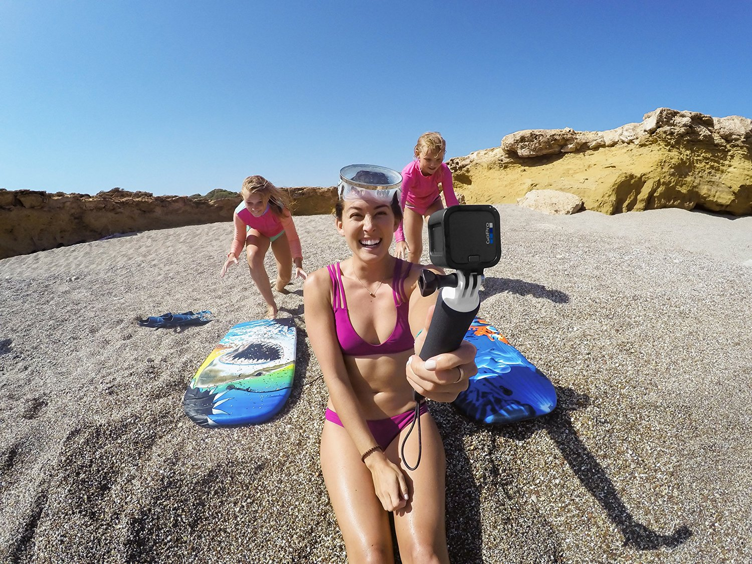 gopro hero5 session action cam compact