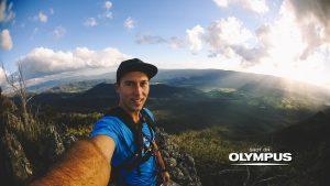 meilleure caméra sport olympus tg tracker en voyage