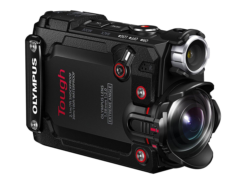 prise en main olympus tg tracker caméra sport