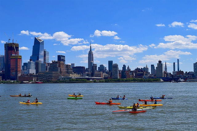 camera sport kayak New York