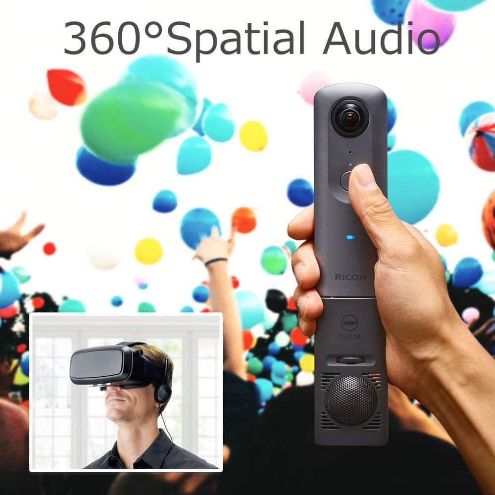 Caméra Ricoh Theta V 360°