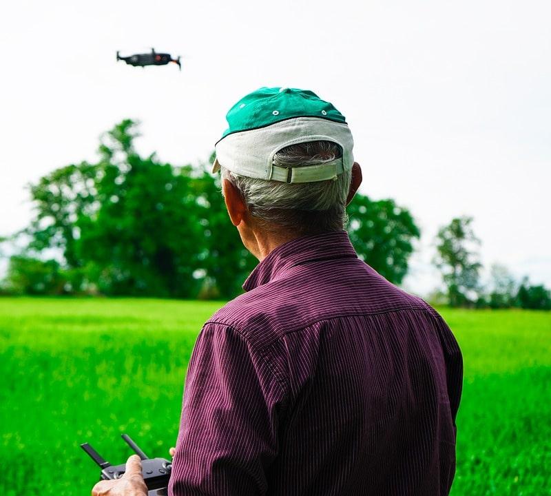 drone avec camera pas cher volant