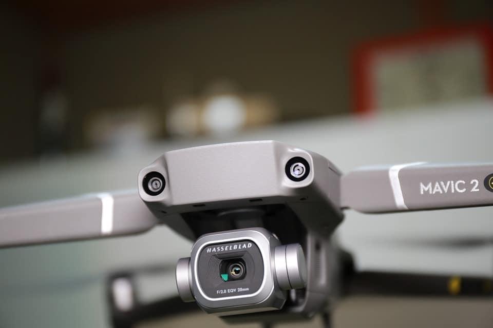 camera sur drone