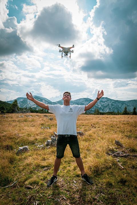 vove les drones avec camera pas cher
