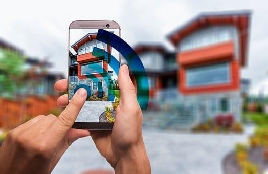 application Caméra de Surveillance