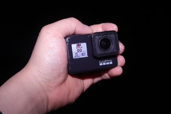 GoPro fusion design