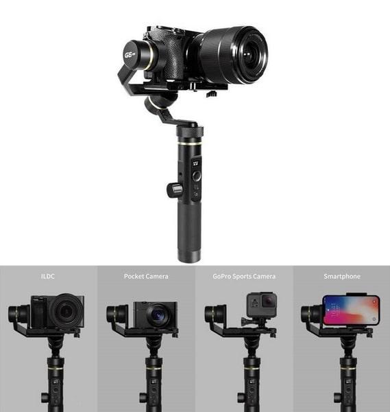 Meilleur Stabilisateur GoPro