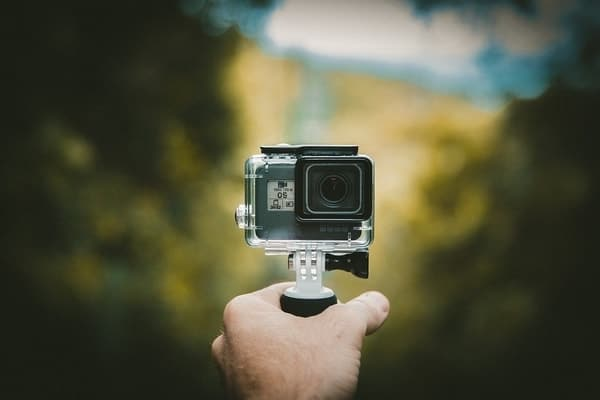 Test dashcam
