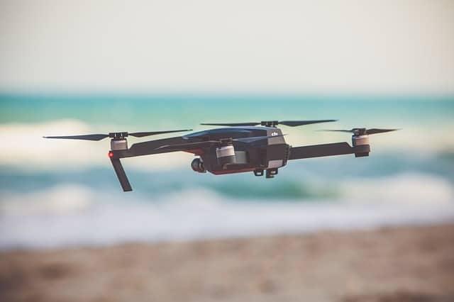 test drone pas cher