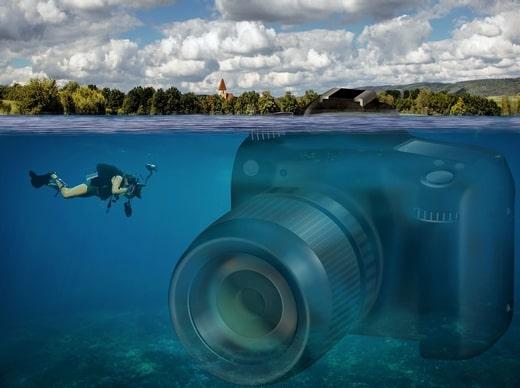choisir une caméra sous-marine
