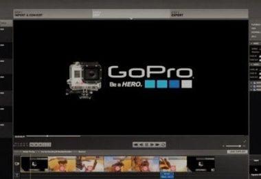 comment utiliser gopro studio